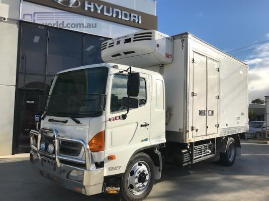 2009 Hino 500 Series 1227 GD Adelaide Quality Trucks - Trucks for Sale