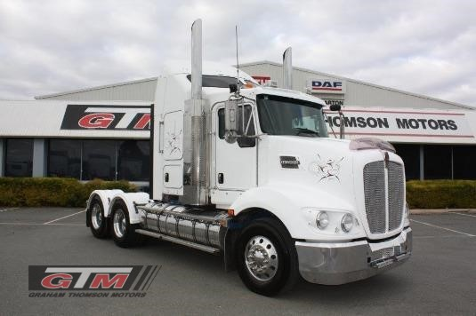 2013 Kenworth T403 Graham Thomson Motors  - Trucks for Sale