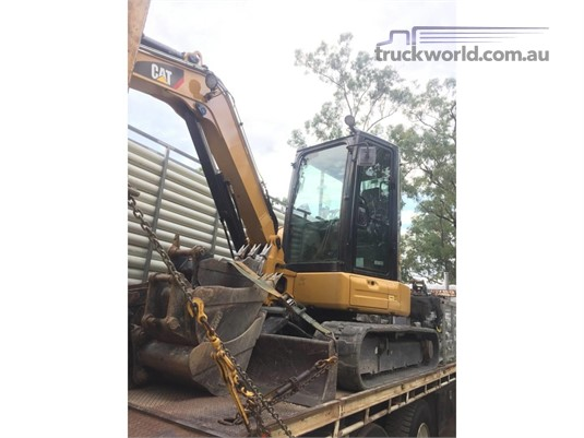 2016 Caterpillar 305E2 CR - Heavy Machinery for Sale