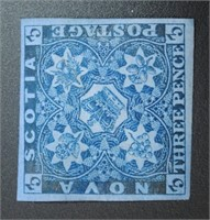Stamp and Coin Auction