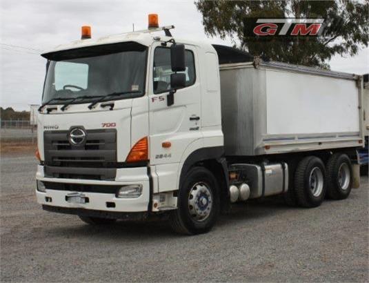2012 Hino 700 Series 2844 FS Graham Thomson Motors - Trucks for Sale