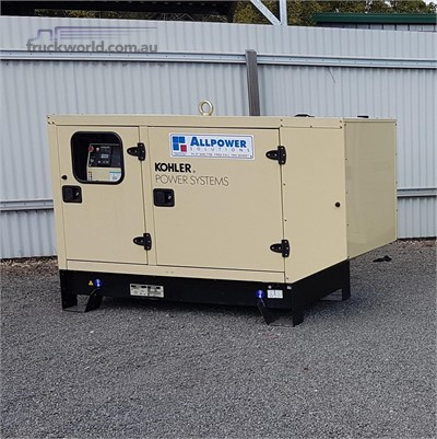 0 Lister 15 KVA - Heavy Machinery for Sale