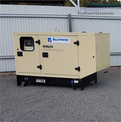 0 Lister 15 KVA Heavy Machinery for Sale