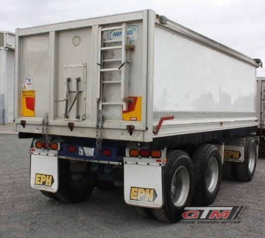 2004 Hercules HEDT-3 Graham Thomson Motors - Trailers for Sale