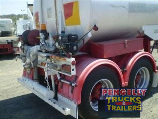 1975 Fruehauf Tanker Trailer Pengelly Truck & Trailer Sales & Service - Trailers for Sale