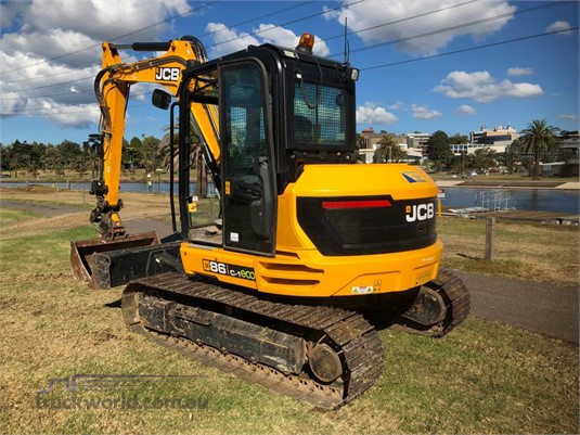 2018 Jcb other Heavy Machinery for Sale