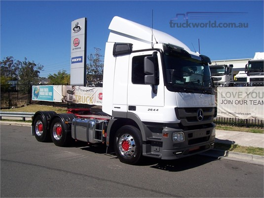 2012 Mercedes Benz Actros 2644 Trucks for Sale