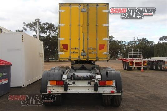 2002 Vawdrey Pantech Trailer Semi Trailer Sales - Trailers for Sale