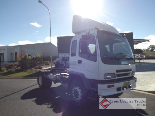 2004 Isuzu GVD Cross Country Trucks Pty Ltd - Trucks for Sale