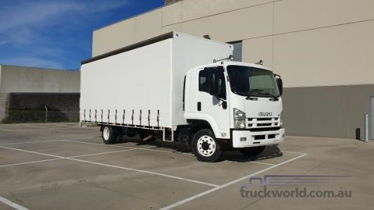 2009 Isuzu FSR 700 Trucks for Sale
