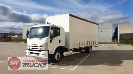 2009 Isuzu FSR 700 Trade Price Trucks - Trucks for Sale