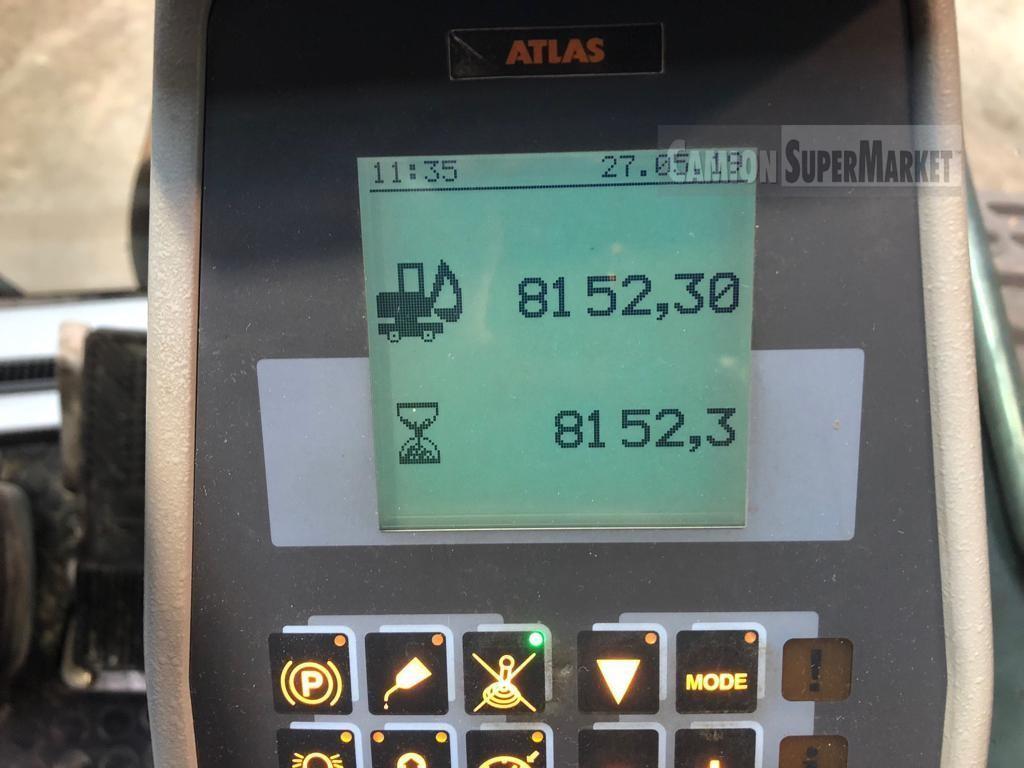 ATLAS 270 MH Usato 2011