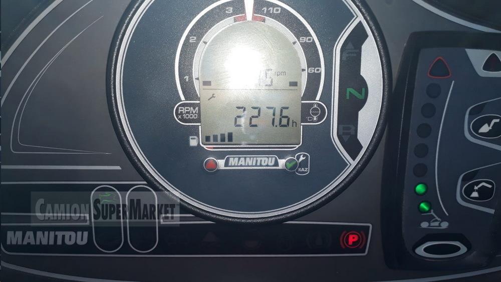 Manitou MT420H Usato 2018 Lazio