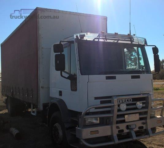 2003 Iveco Eurocargo ML180E28 - Trucks for Sale