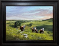 Symphony in the Flint Hills Art Auction