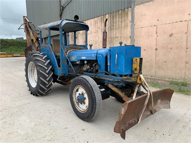Used FORDSON Tractors for sale in Ireland - 5 Listings