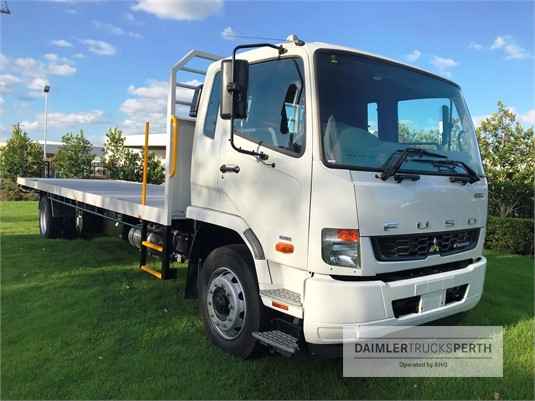 2018 Fuso Fighter 1627 Daimler Trucks Perth - Trucks for Sale