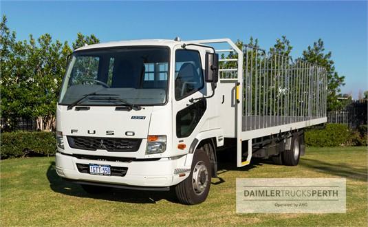 2019 Fuso Fighter 1224 Daimler Trucks Perth - Trucks for Sale