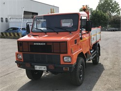 Bremach Tgr45 E2  Usato