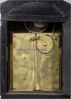 SAMUEL BETTS (LONDON, ACTIVE 1645-1673) EBONIZED