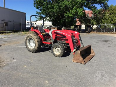 MASSEY-FERGUSON Less Than 40 HP Tractors For Sale In Ephrata