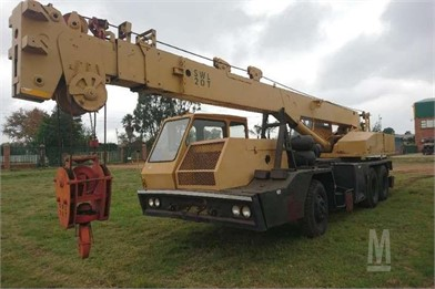 Boom Truck Cranes For Sale - 1501 Listings | MarketBook co za - Page
