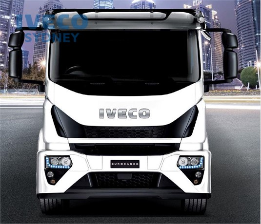 Iveco Eurocargo EEV ML160 Day Cab
