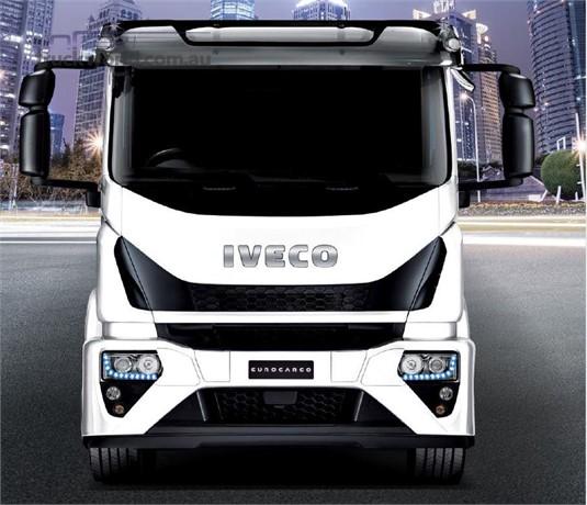 Iveco Eurocargo EEV ML160 Day Cab