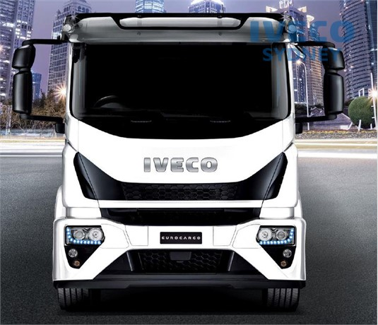 Iveco Eurocargo EEV ML160 Day-Cab