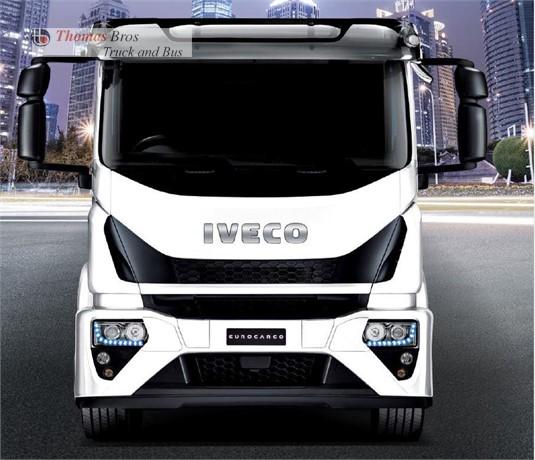 Iveco Eurocargo EEV ML160 Day-Cab
