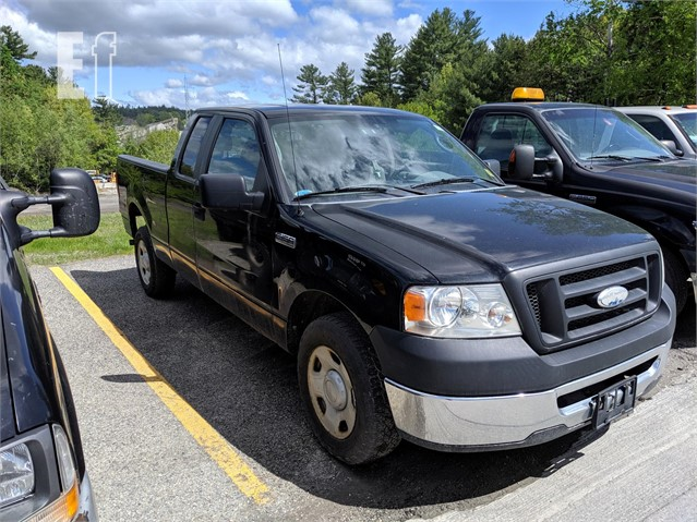 Lot 12 2008 Ford F150