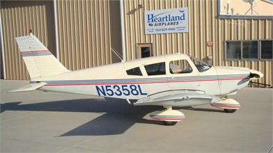Piper Cherokee 180 Aircraft For Sale 6 Listings Controllercom