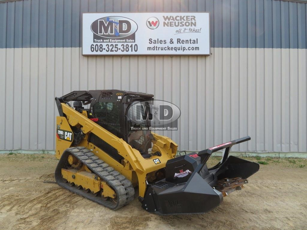 Forestry Mulcher For Sale >> Vail New X Series Forestry Disc Mulcher For Sale In Monroe Wisconsin