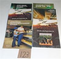 John Deere Collectibles for Doug Glenn
