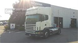 Scania R124l470  Usato