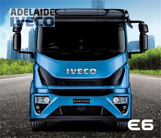 Iveco Eurocargo ML120 Day Cab
