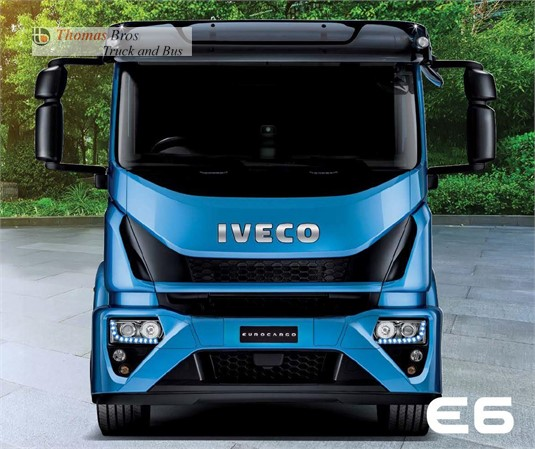Iveco Eurocargo ML160 Sleeper