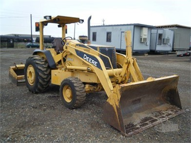 DEERE 210LE For Sale - 27 Listings | MachineryTrader com