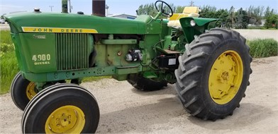 JOHN DEERE 4000 For Sale - 21 Listings | TractorHouse com - Page 1 of 1