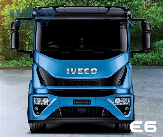 Iveco Eurocargo ML160 Day-Cab