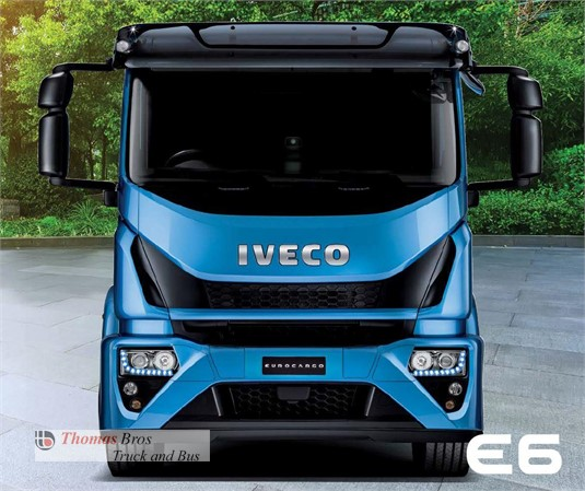 Iveco Eurocargo ML160 Day Cab