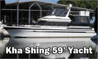 59' Kha Shing Yacht
