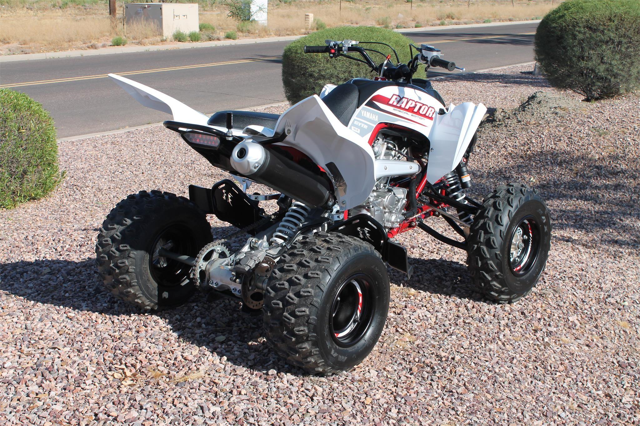 2018 YAMAHA RAPTOR 700R SE For Sale in Casa Grande, Arizona
