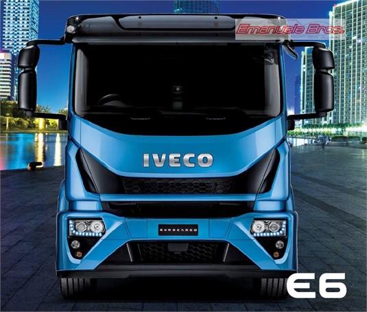 Iveco Eurocargo ML180 Sleeper