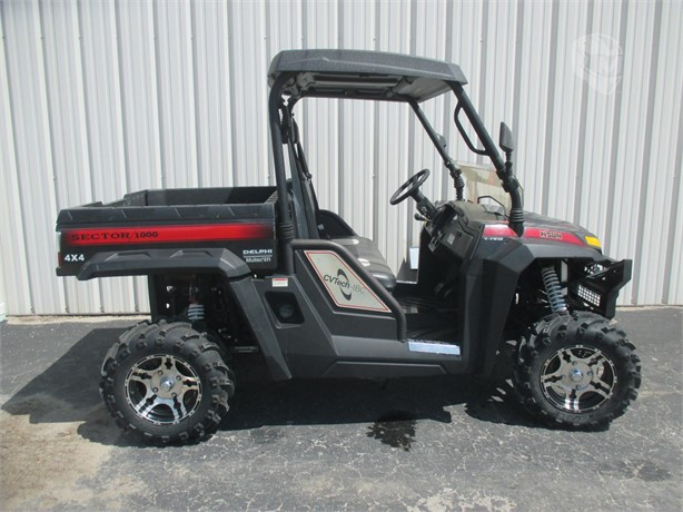 HISUN Utility Vehicles For Sale - 6 Listings