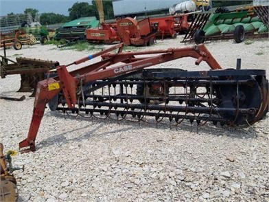 Case Hay Rake Other Auction Results - 1 Listings
