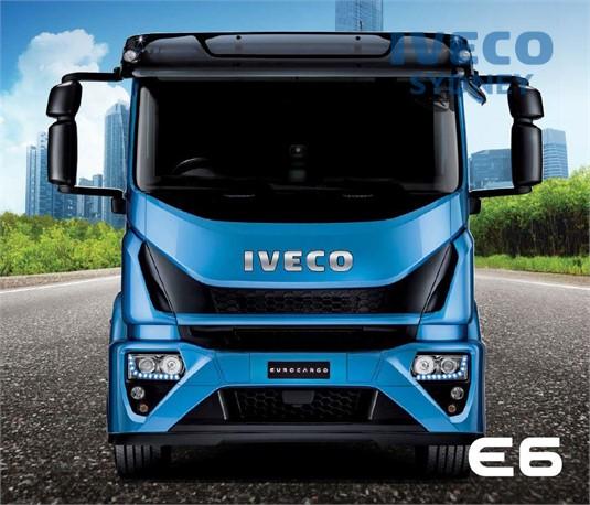 Iveco Eurocargo ML120 Sleeper Cab