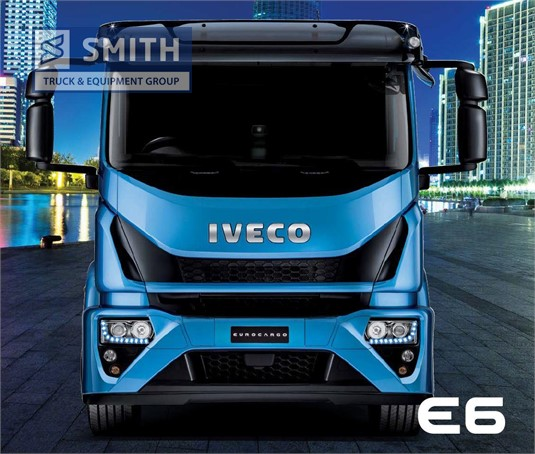 Iveco Eurocargo ML180 Day-Cab