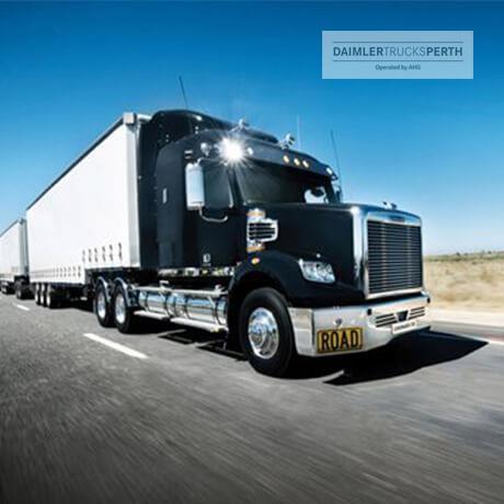 Freightliner Coronado 122 Day Cab