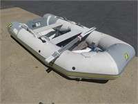 (DMV) 1996 Zodiac Inflatable Boat
